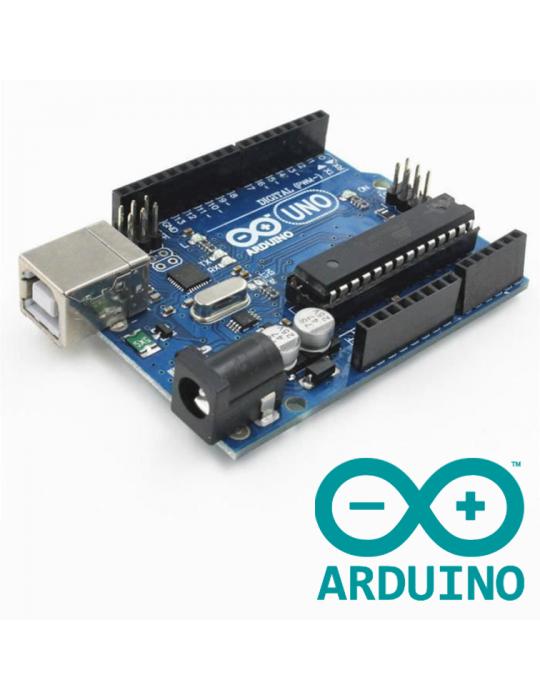 Arduinos (Uno, nano etc..) - Arduino UNO Rev 3- Genuine Part - 1