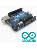 Arduinos (Uno, nano etc..) - Arduino UNO Rev 3- Genuine Part - 1
