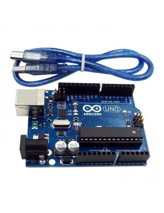Arduinos (Uno, nano etc..) - Arduino UNO Rev 3- Genuine Part - 4