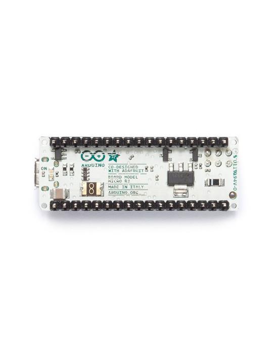 Arduinos (Uno, nano etc..) - Arduino Micro 5v - Genuine Part - sans connecteur - 4