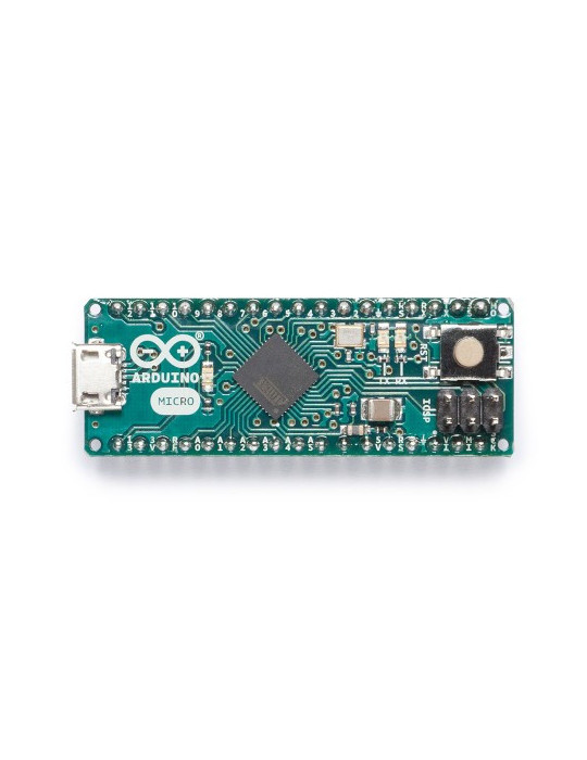 Arduinos (Uno, nano etc..) - Arduino Micro 5v - Genuine Part - sans connecteur - 3