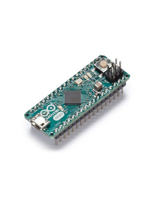 Arduinos (Uno, nano etc..) - Arduino Micro 5v - Genuine Part - sans connecteur - 2