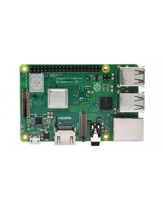 Rasbperry(s) - Raspberry Pi 3b+ 1Go Ram - Nano PC - 4