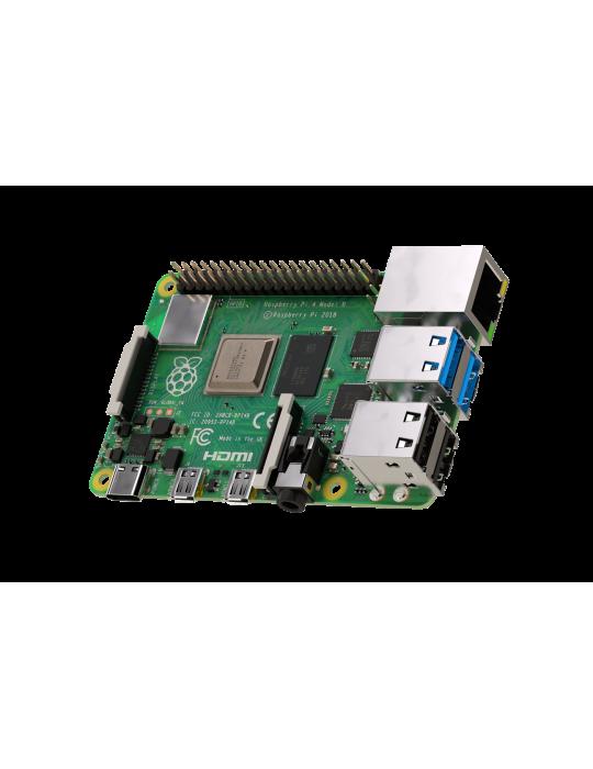 Rasbperry(s) - Raspberry Pi 4B - 4Go PoE - Nano PC - 4