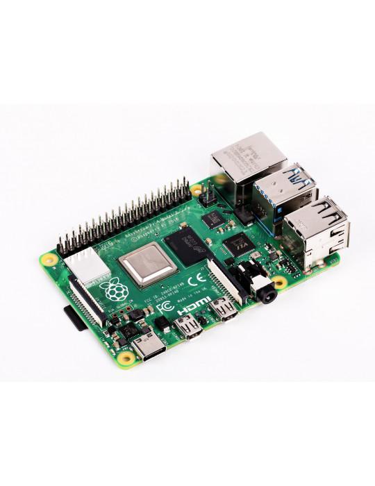 Rasbperry(s) - Raspberry Pi 4B - 4Go PoE - Nano PC - 3