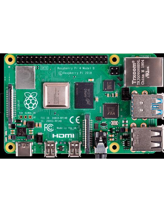 Rasbperry(s) - Raspberry Pi 4B - 4Go PoE - Nano PC - 5