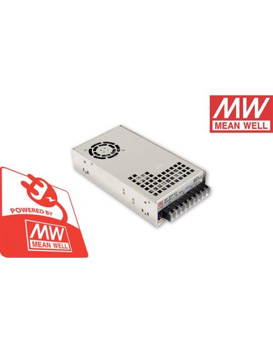 Boitier d'alimentation (PSU) - MeanWell SE-450-5 - Alimentation électrique - 450W- 5V 75A - 1