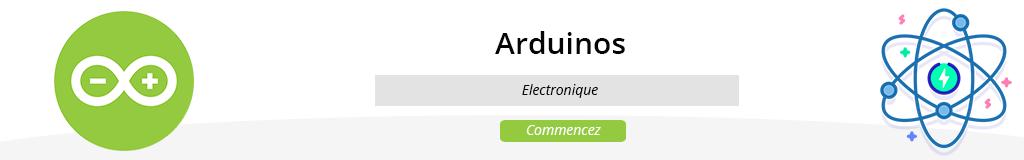 Arduinos (Uno, nano etc..)