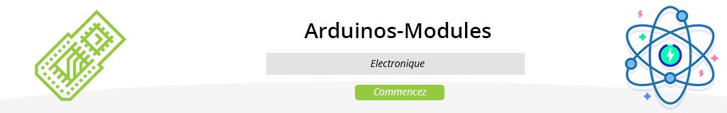 Modules Arduino