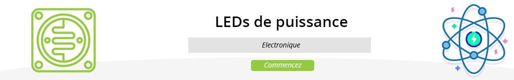 LEDs  de puissance (solo)