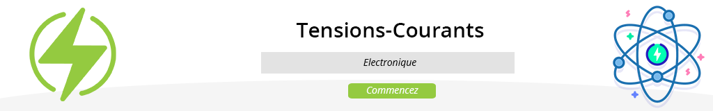 Tensions-courants