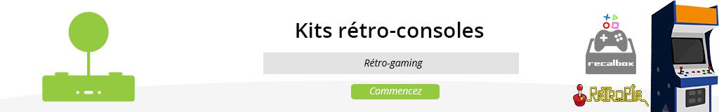 Kit rétro-consoles