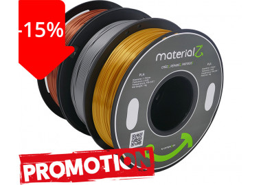 -15% sur les filaments Elements MaterialZ